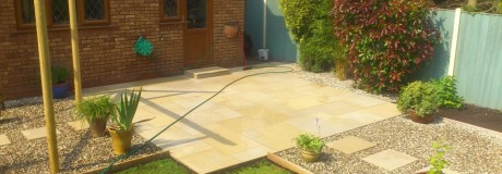 Decking and Patio in Kenilworth (19)