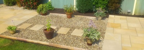 Decking and Patio in Kenilworth (20)