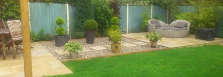 Decking and Patio in Kenilworth (27)