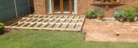 Decking and Patio in Kenilworth (6)