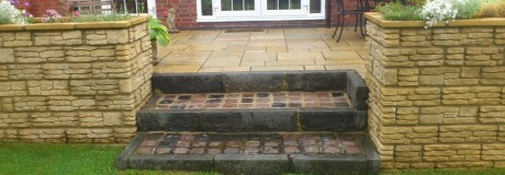 Landscaping in Kenilworth (2)